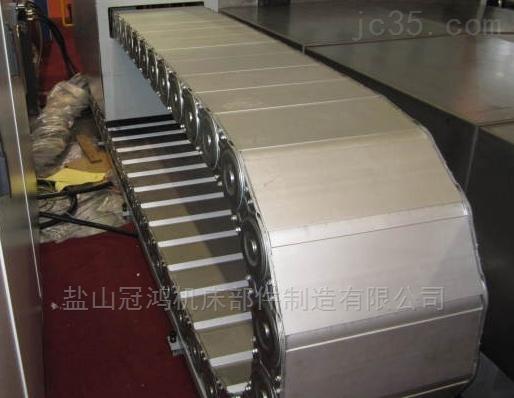 TLG型钢制拖链厂家