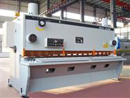QC11Y-12×3200液压闸式剪板机