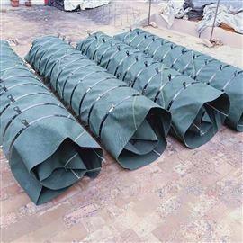 纯棉帆布散装水泥卸料口伸缩布袋