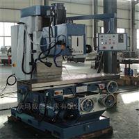 X7150床身式銑床強切削銑床高密高精