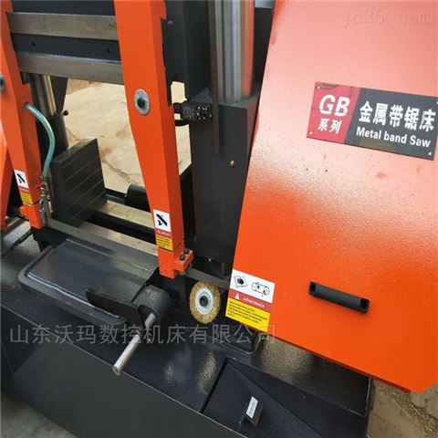 GB4228金属带锯床