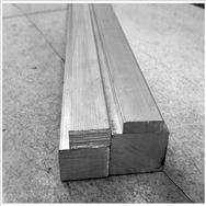 2024铝排9.0mm6063宽幅铝排4032耐冲击铝排