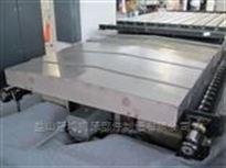齐全机床防护导轨的伸缩护板定做厂家