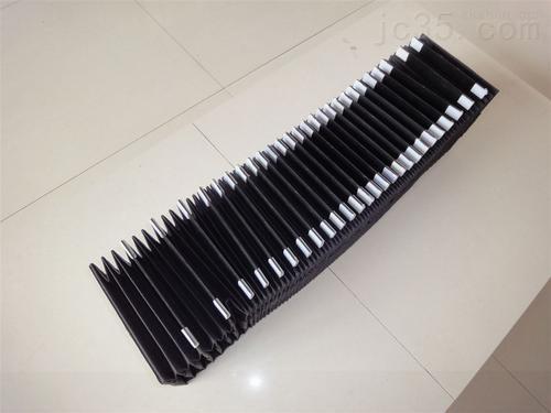 激光切割风琴防护罩