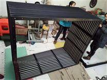 升降台风琴防护罩