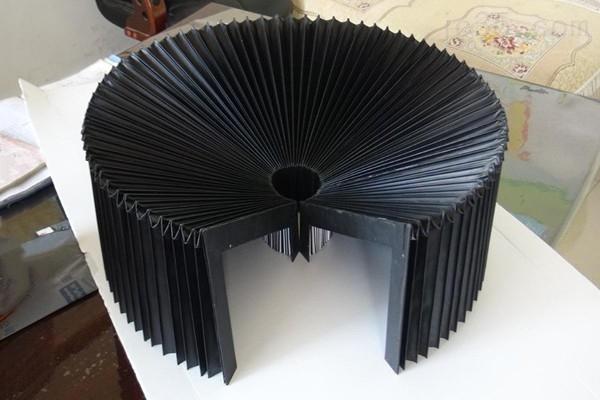 西安耐热型防尘风琴防护罩