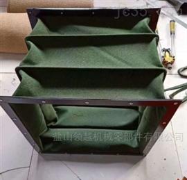 掛膠帆布顆粒粉塵輸送軟連接廠家