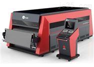 全自动皮革彩印CO2激光切割机