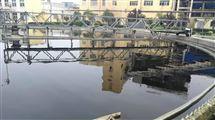 滕州市自来水厂刮泥机污水处理装置
