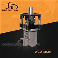 轻型万向角度头 ER32加工中心侧铣头厂家