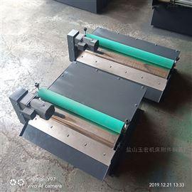 YHCF25L平面磨床胶辊磁性分离器厂