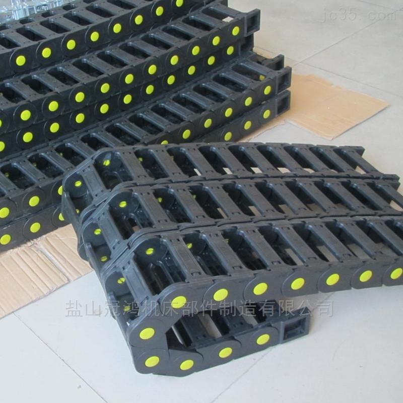 轻型桥式穿线油管拖链