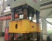 二手重慶江東YJ32-1600四柱液壓機