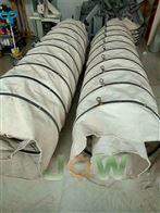 水泥帆布除尘输送布袋厂家规格齐全