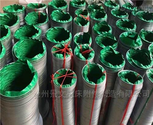 河南三防布耐高温伸缩风管厂家供应价