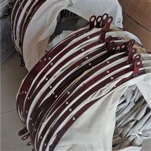 陕西水泥散装罐车下料口耐磨输送布袋供应