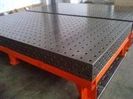 铸铁平台,大型平台,梯形槽平台