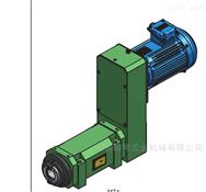 台湾翰坤hardy磨削切断专机高速精密主轴头