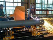圆管相贯线切割机切各种口型 管道切割设备