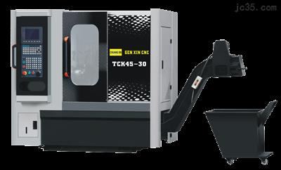 TCK45-30斜导轨数控车床