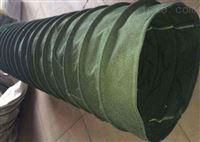 钢丝骨架帆布排烟通风软管厂家