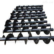 定制绞龙叶片排屑机