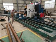 凱斯銳多功能相貫線切割機 圓管切割設備