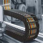 45*100直销各种系列拖链机床穿线塑料拖链加工