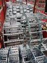 重型钢厂能源链条TL180钢铝拖链