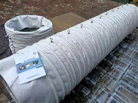 吊环式帆布输送水泥散装布袋软连接