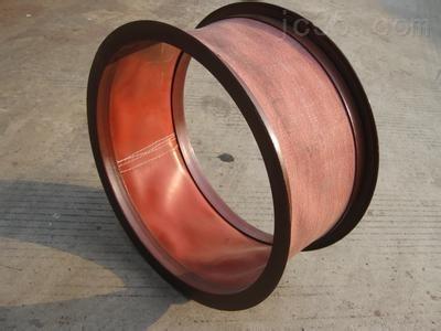 圆形方形法兰风机高温进风口软连接定做