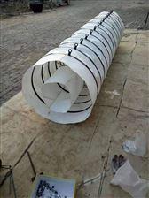 水泥厂耐磨帆布除尘伸缩节厂家定做