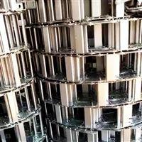生产TL65III型隔板钢铝拖链