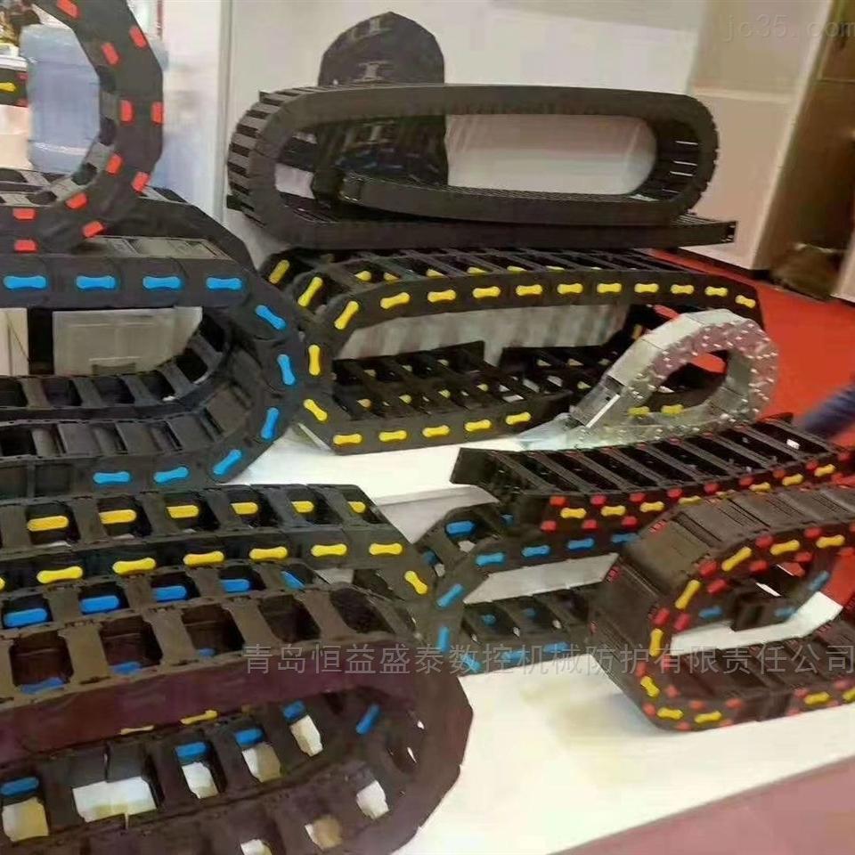 自动化设备专用的穿线尼龙拖链厂家