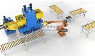 全自动化搅拌摩擦焊生产线