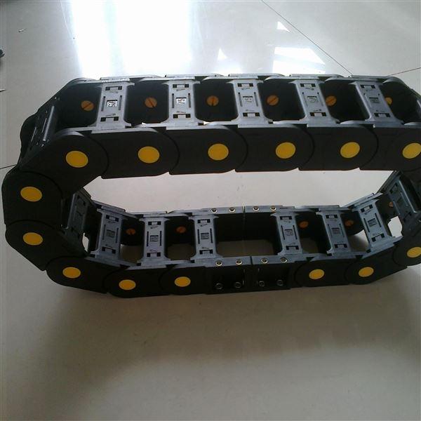 承重型工程塑料拖链,外观精美耐用,价格公道