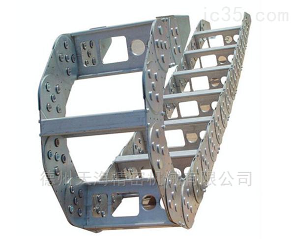 加工中心钢制拖链