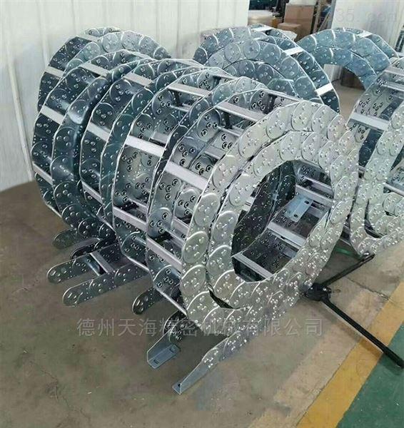 机床钢铝拖链厂家直销生产