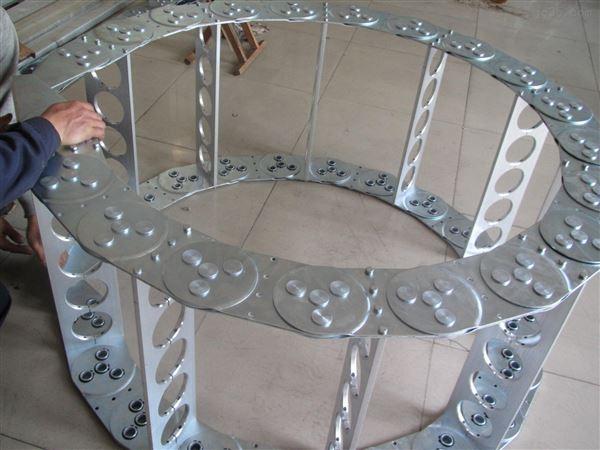钢制桥式拖链