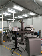 双工位自动氩弧焊机