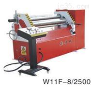 W11F系列机械式三辊非对称卷板机