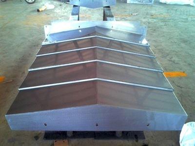 廠家供應不鏽鋼伸縮式鋼板防護罩