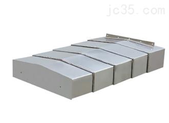 厂家定制耐高温钢板机床防护罩