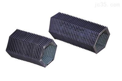 廠家供應耐高溫風琴導軌式防護罩