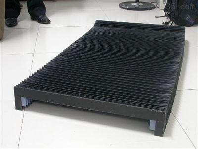廠家供應耐高溫導軌風琴式防護罩