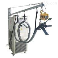 压缩机接口焊接机铜管与铁管高频感应钎焊机