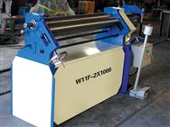 W11F-2+1000三辊非对称式卷板机