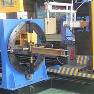 KR-XF8管材切割打孔用数控式切割机