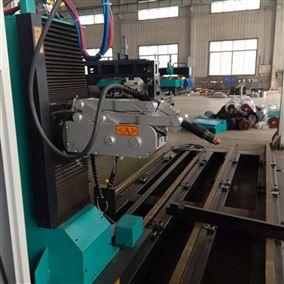 数控式相贯线切割机 钢结构管材切割设备