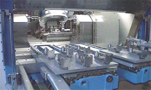 Transflex多主轴加工中心在复合加工领域的应用